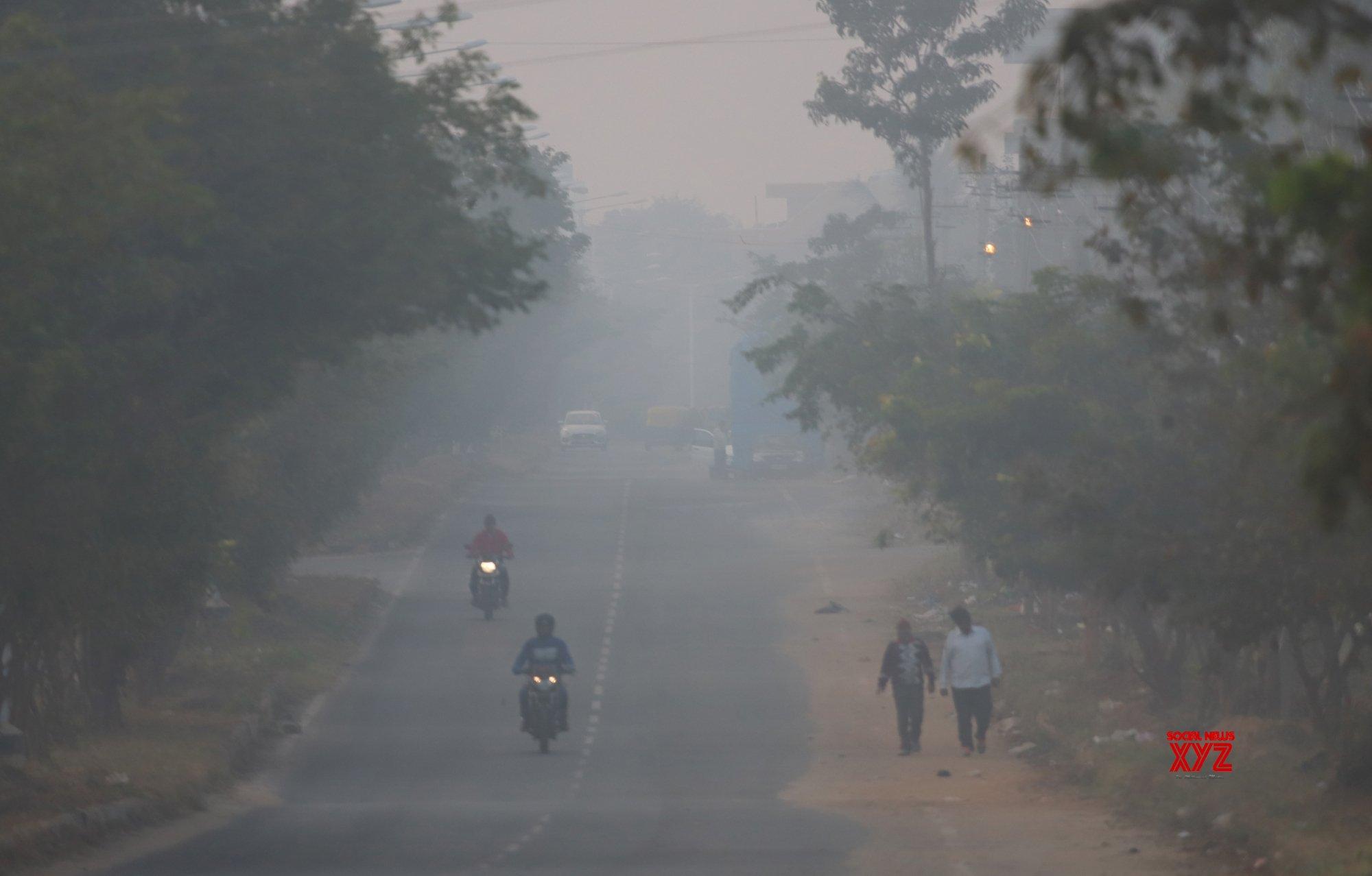 Fog disrupts flights at Bengaluru airport