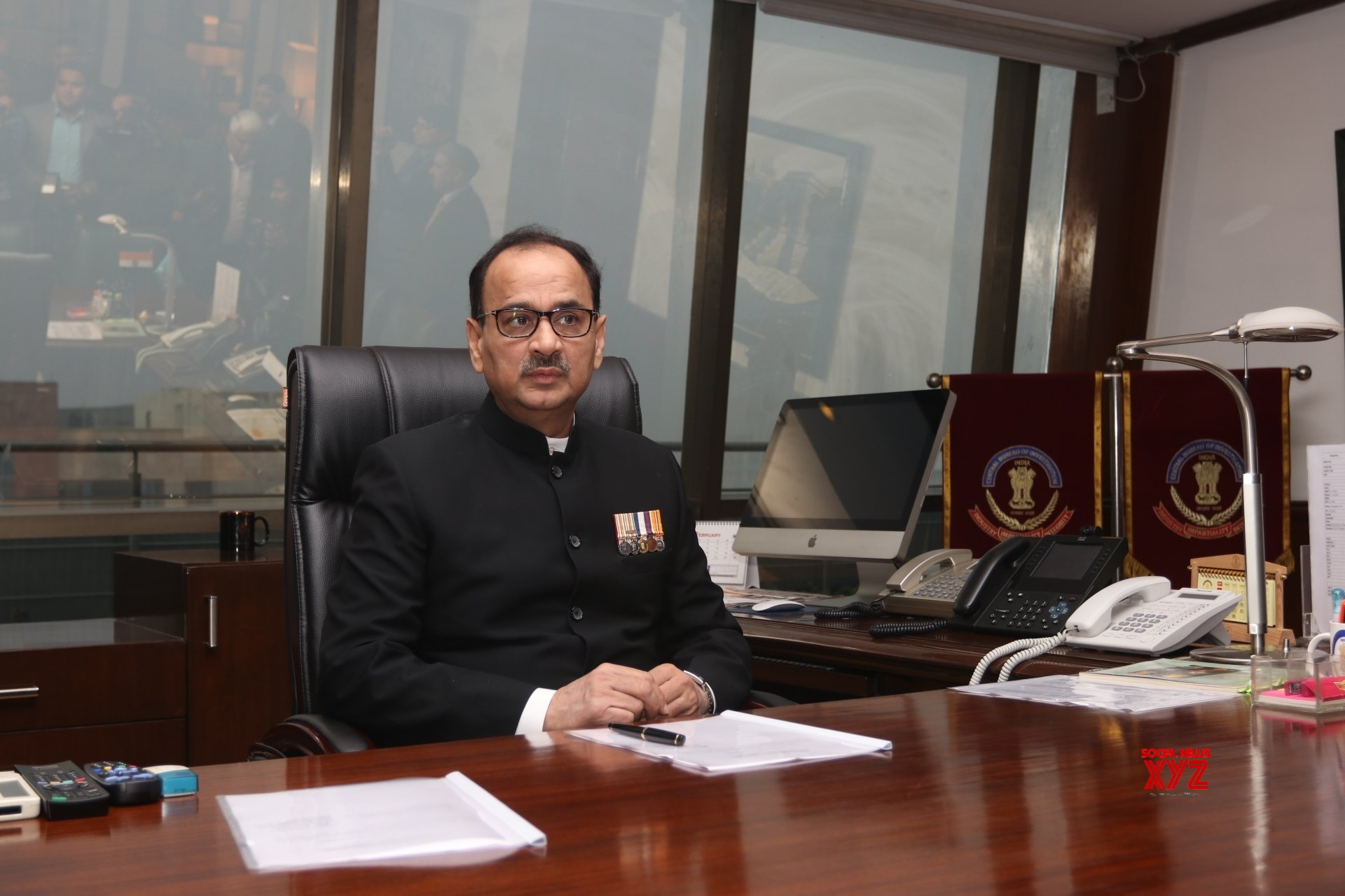 Former CBI Chief Alok Verma added to Pegasus list after being sacked