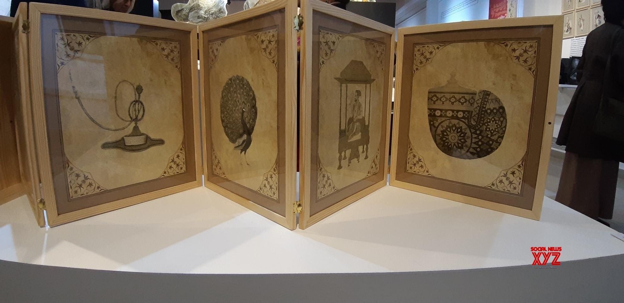 File Photos: Books as art objects: Artists' book exhibition explores unique genre #Gallery