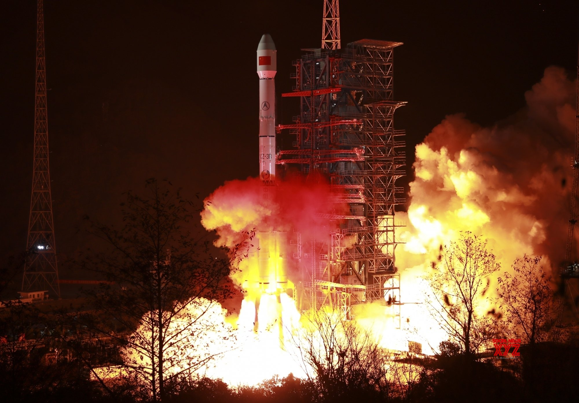 CHINA - XICHANG - SATELLITE - LAUNCH #Gallery