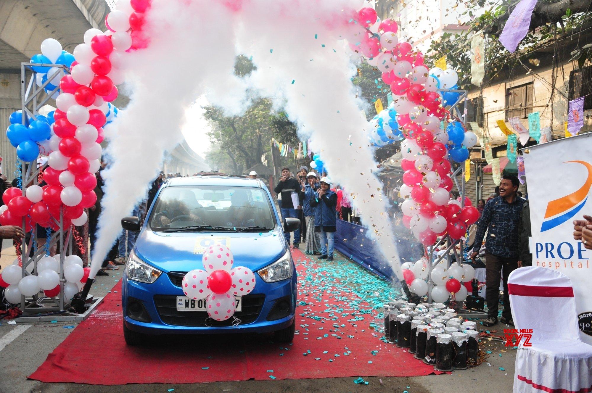 Kolkata: Car rally #Gallery