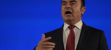 Chennai: Indian Renault Chairman and CEO Carlos Ghosn at the launch of 'Kwid' in Chennai on May 20, 2015. (Photo: IANS)