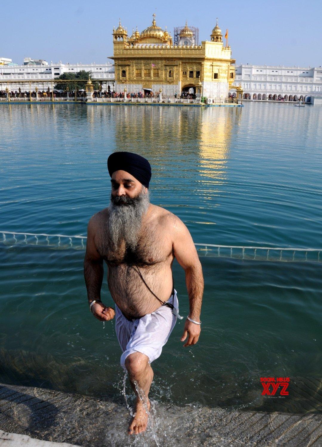 Amritsar: - Guru Gobind Singh's birth anniversary #Gallery