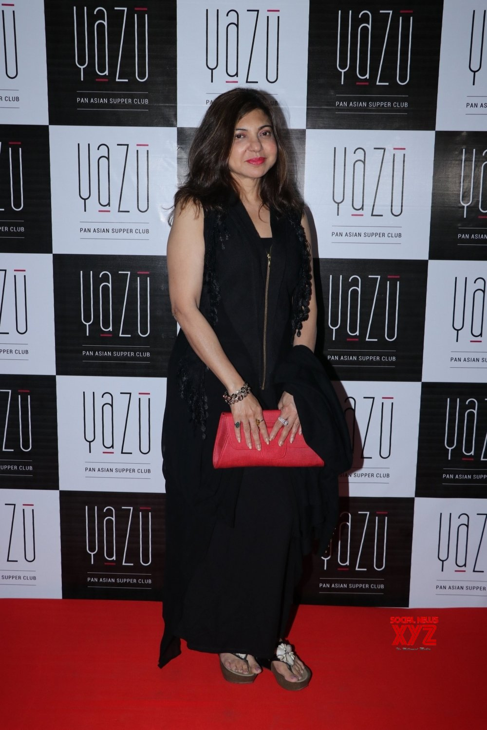 Mumbai: Alka Yagnik at club launch #Gallery