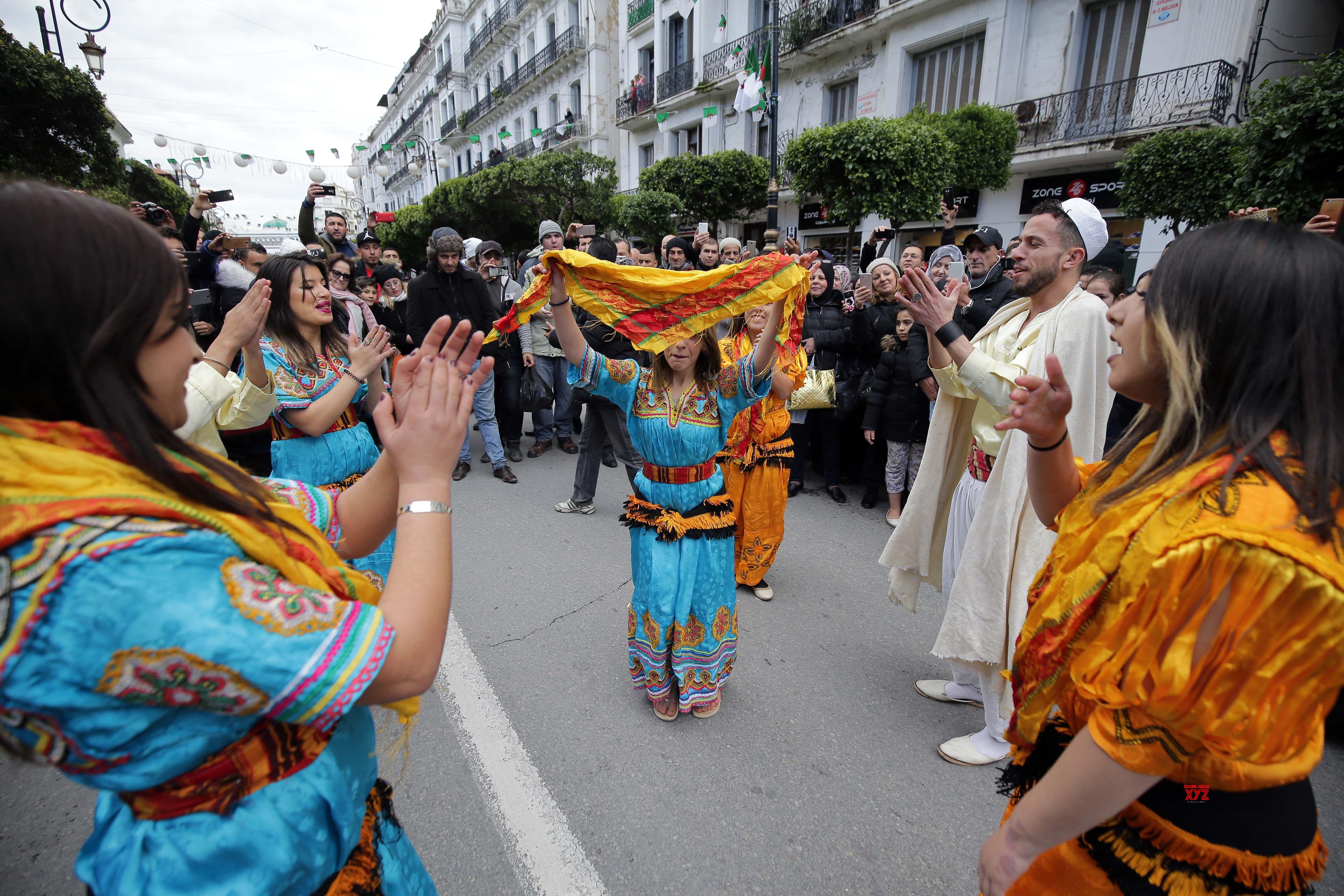 ALGERIA - ALGIERS - AMAZIGH NEW YEAR - CELEBRATION #Gallery