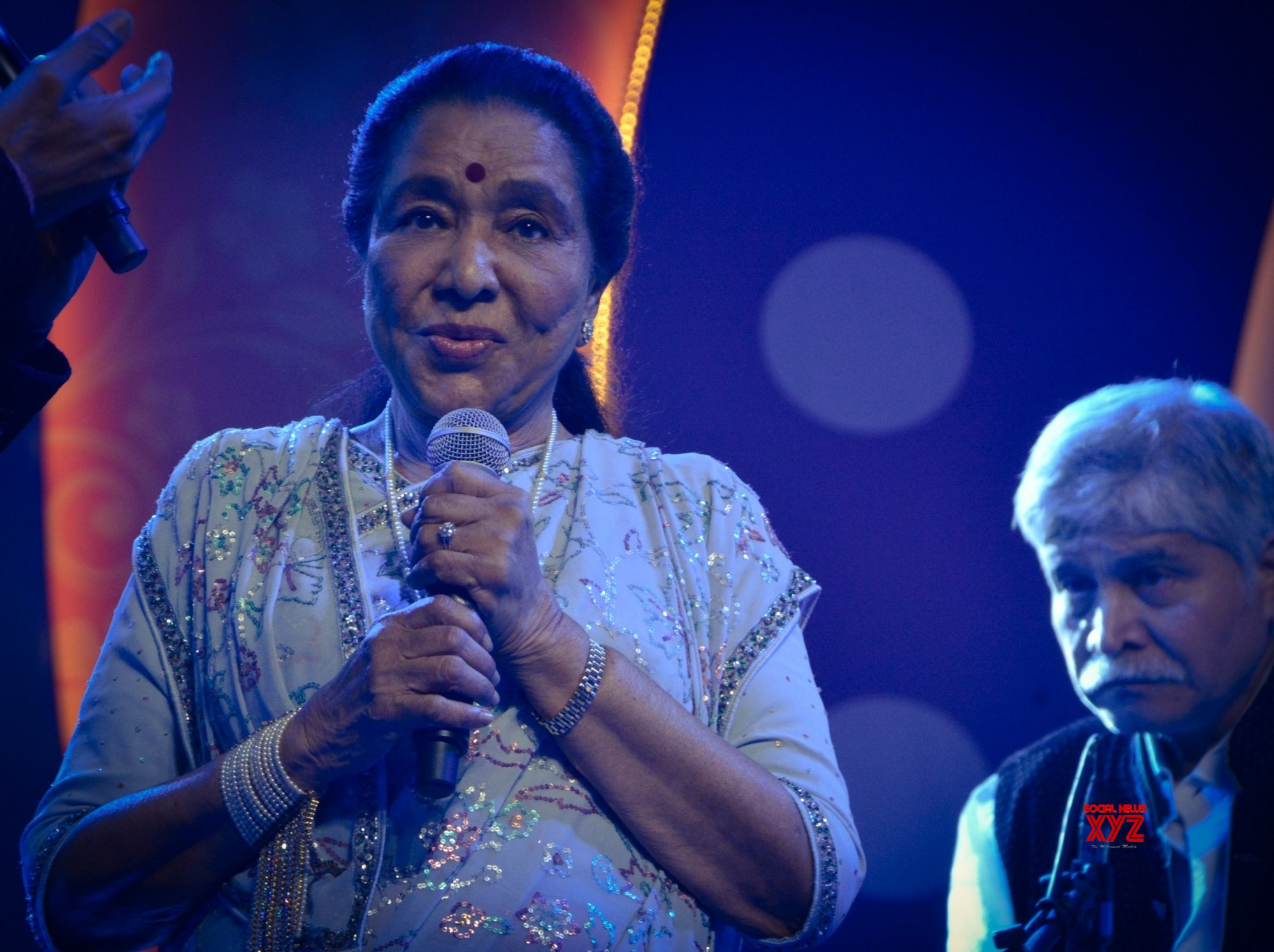 Kolkata: Asha Bhosle performs #Gallery