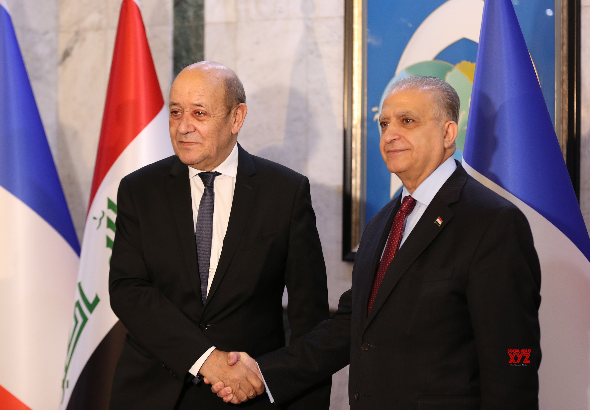 IRAQ - BAGHDAD - FRENCH PM - VISIT #Gallery