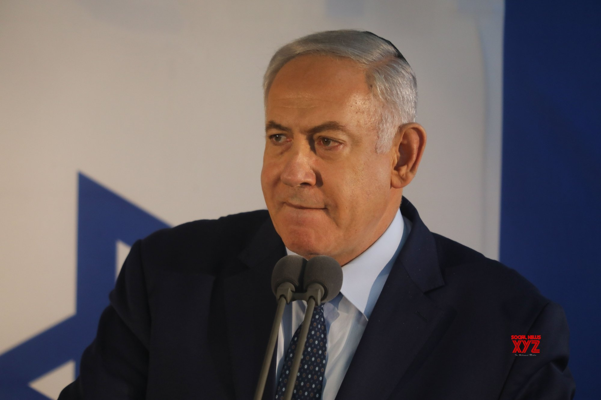 Israel PM confirms attacks on alleged Iranian targets in Damascus