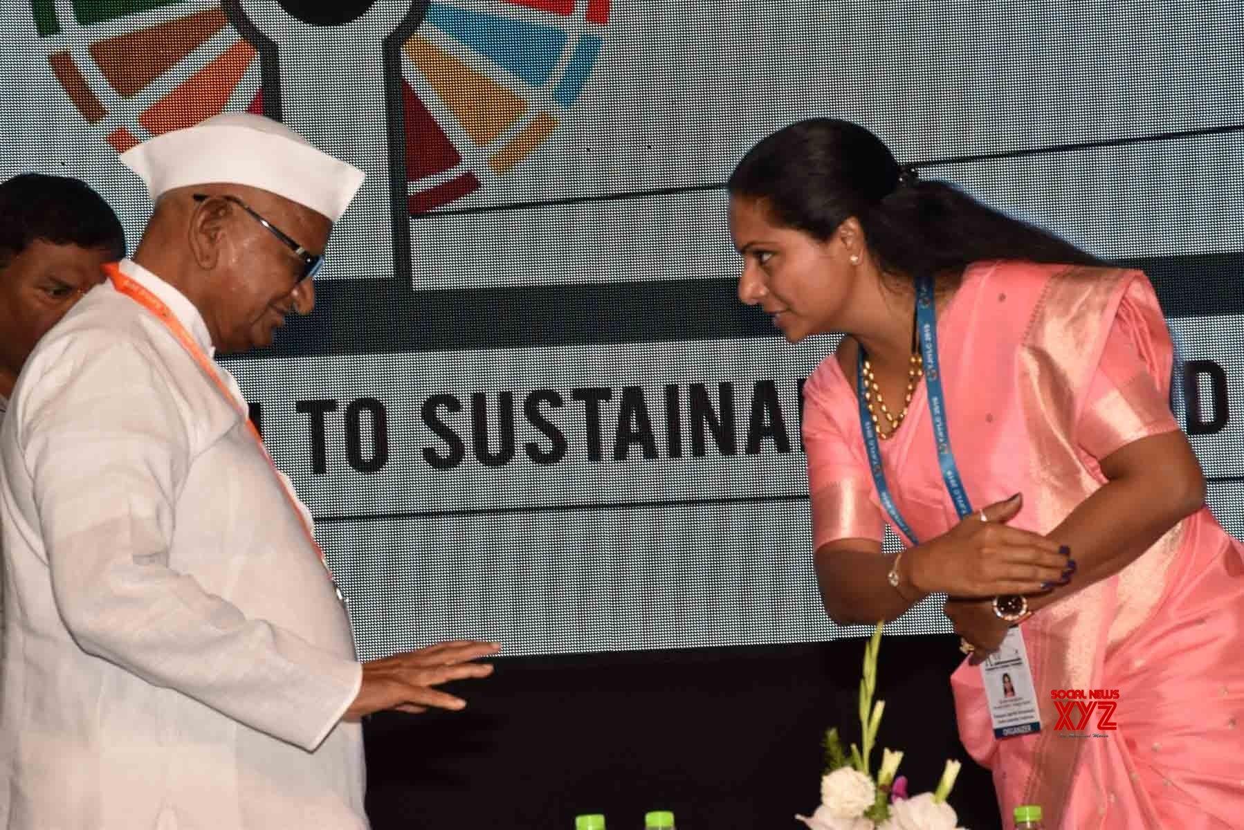 Hyderabad: Telangana Jagruthi International Youth Conference
