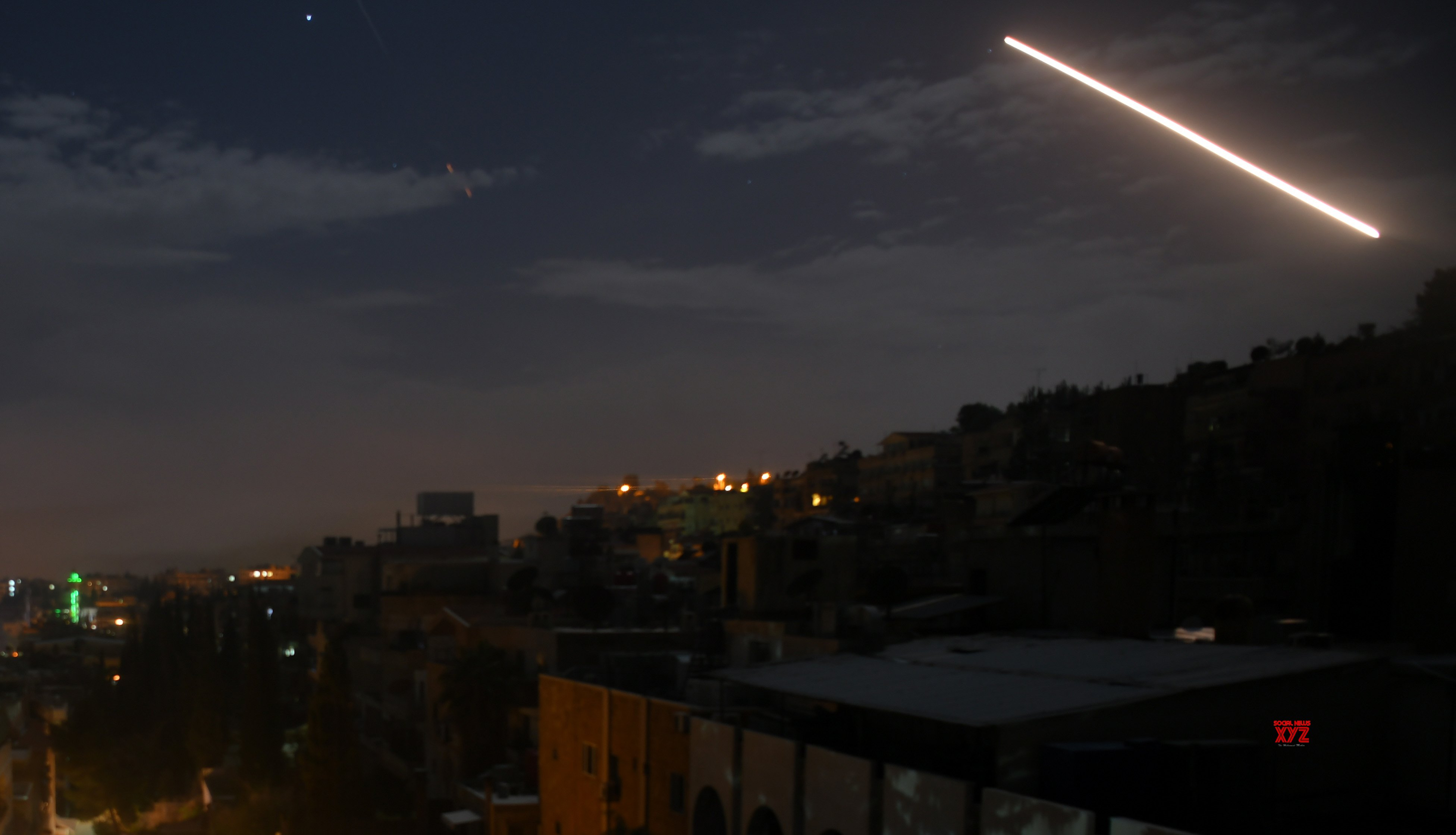 Syria urges UNSC to prevent Israeli attacks