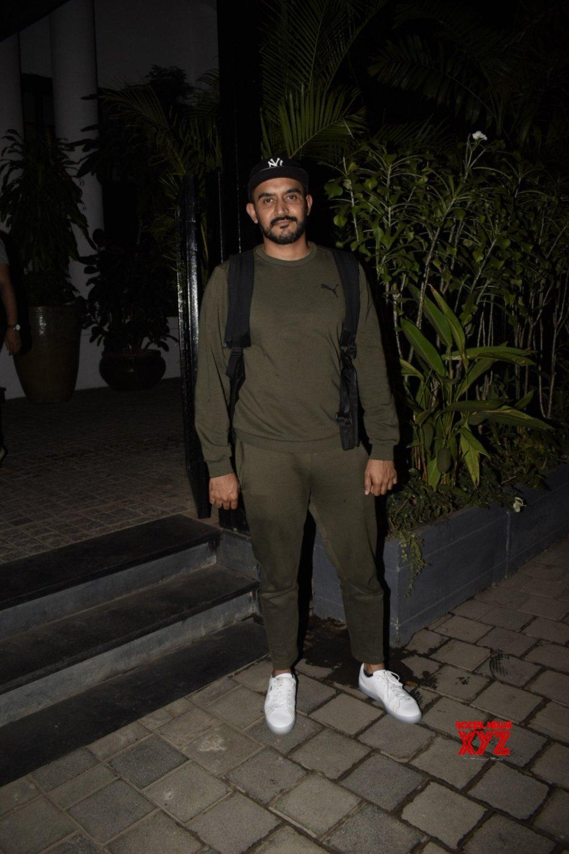 Mumbai: Shashank Khaitan at a Juhu restaurant #Gallery