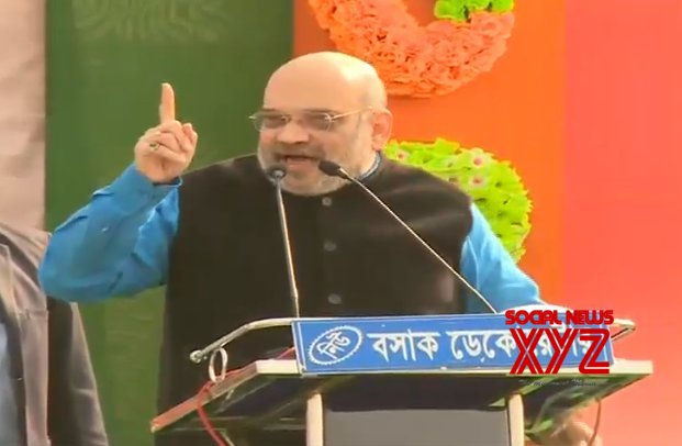 Bengal's contribution to national production has fallen: Shah