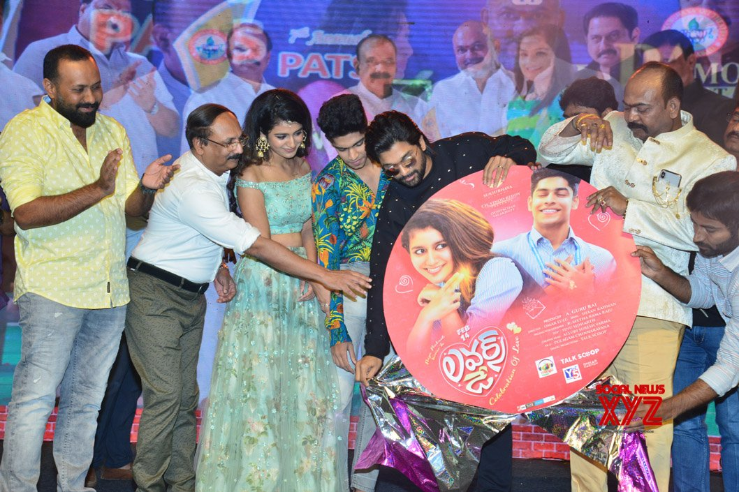 Lovers Day Movie Audio Launch Gallery Set 3