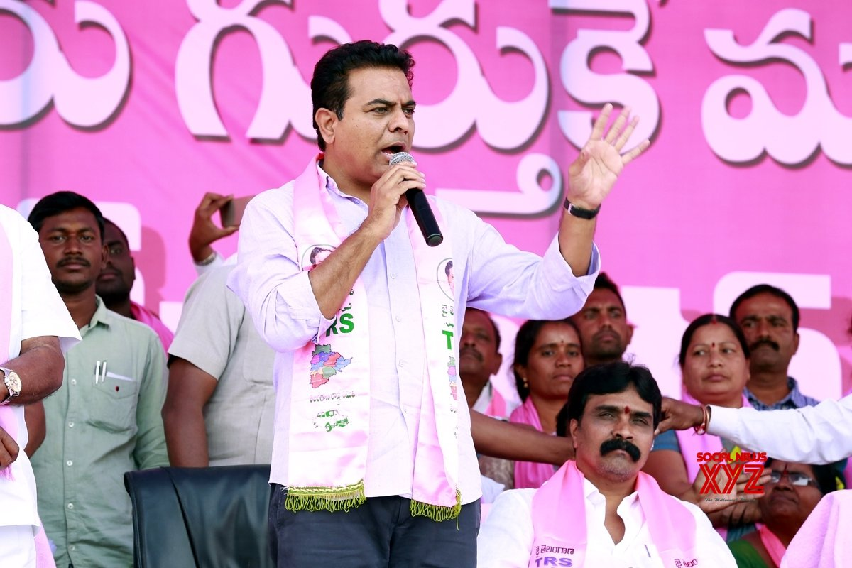 TRS ahead of rivals as campaigning picking up in Telangana