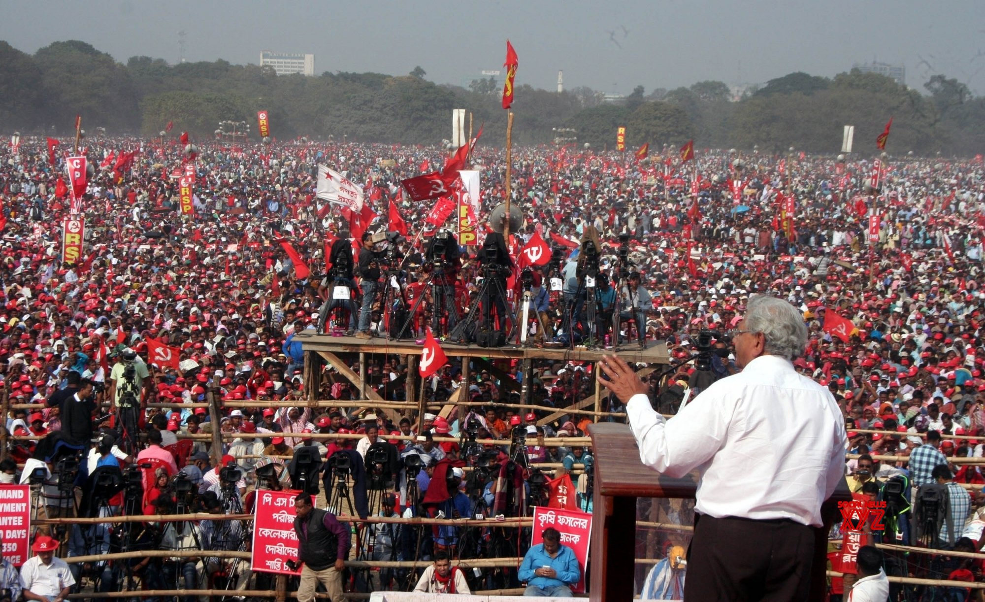 Image result for bangal cpim rally