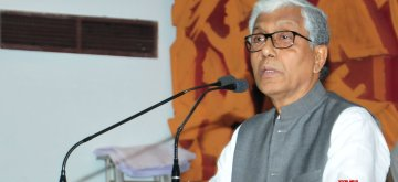 Tripura Chief Minister and CPI(M) leader Manik Sarkar. (File Photo: IANS)