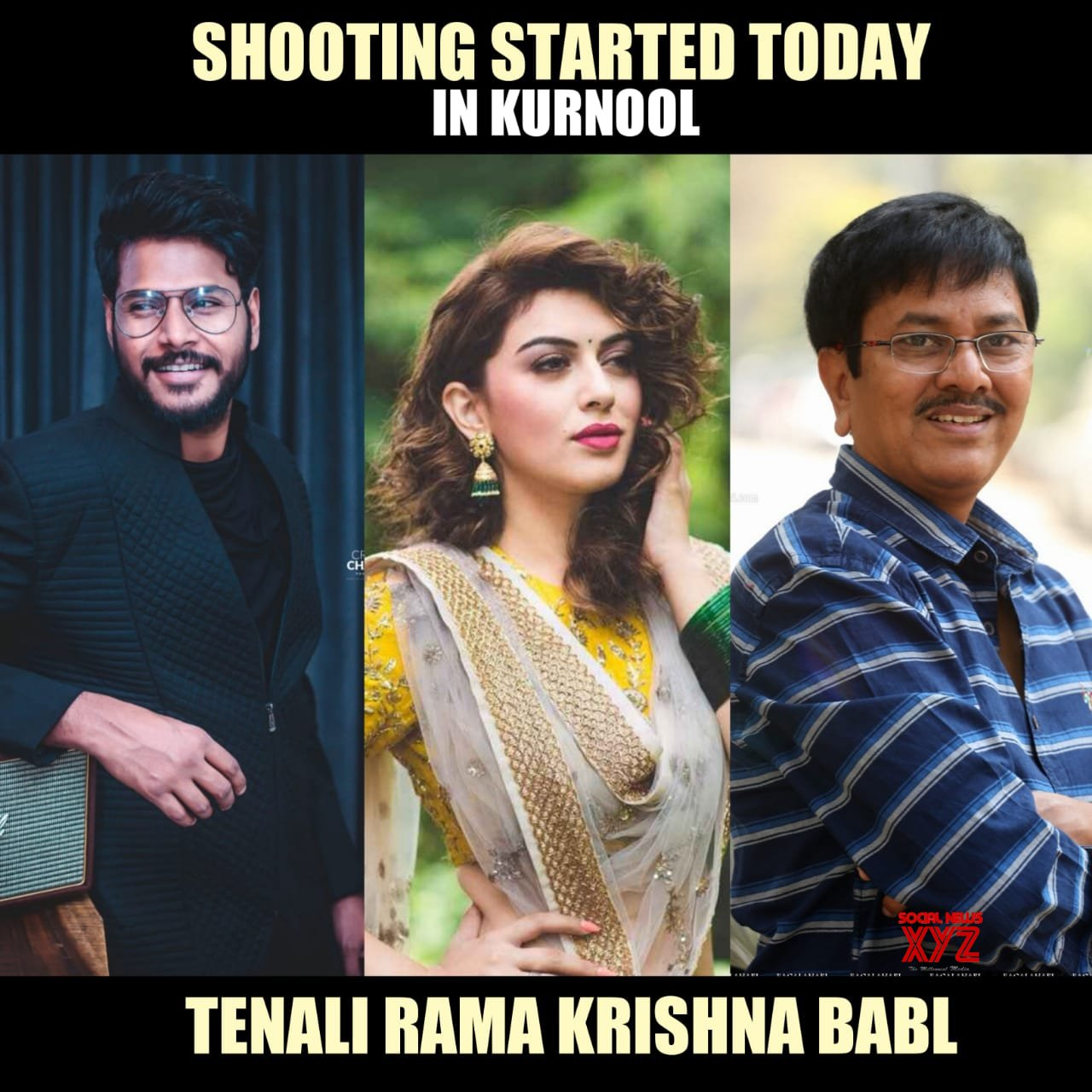 Sundeep Kishan, Hansika and G Nageswara Reddy's 'Tenali Ramakrishna