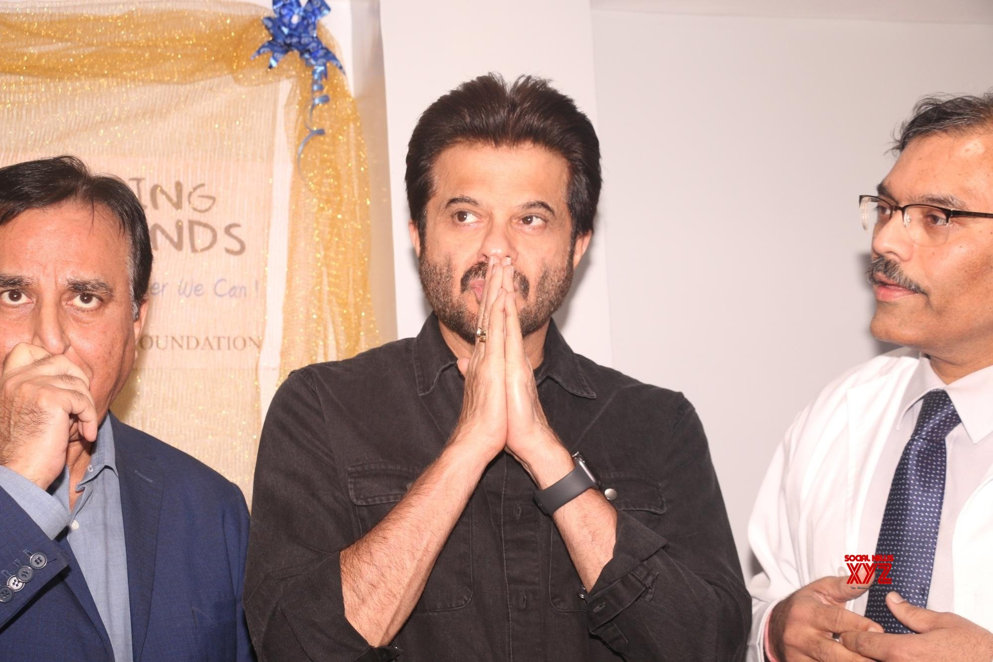 Contribute to society to get happiness, success: Anil Kapoor