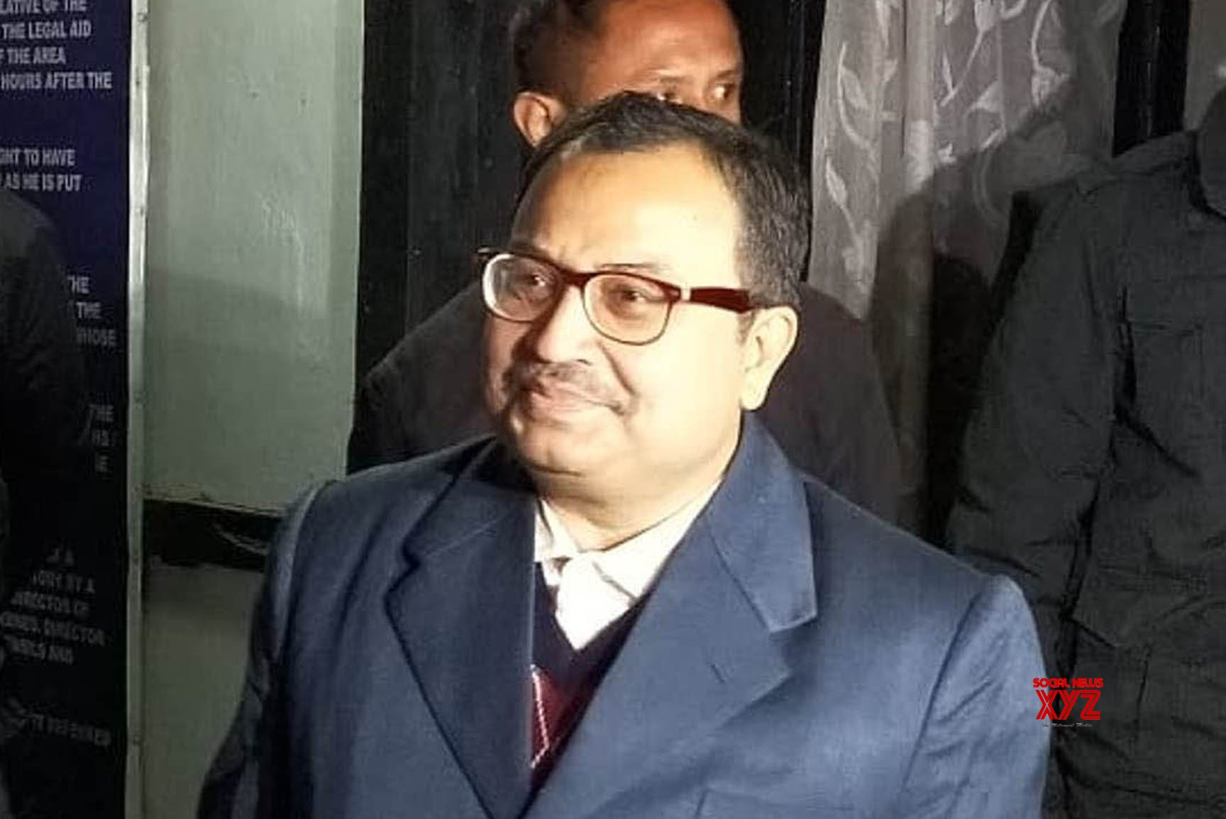 Shillong: Kunal Ghosh appears before CBI (Batch - 1) #Gallery