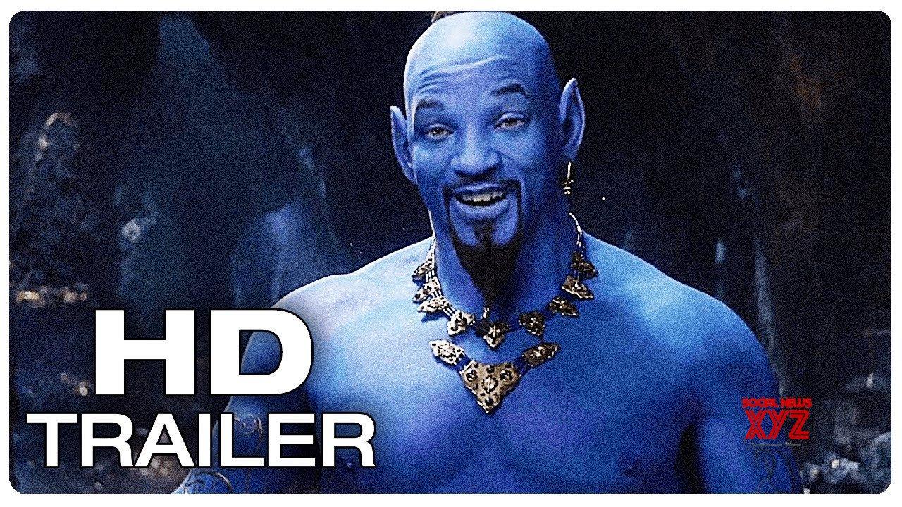 Will Smith's 'Genie' avatar unveiled