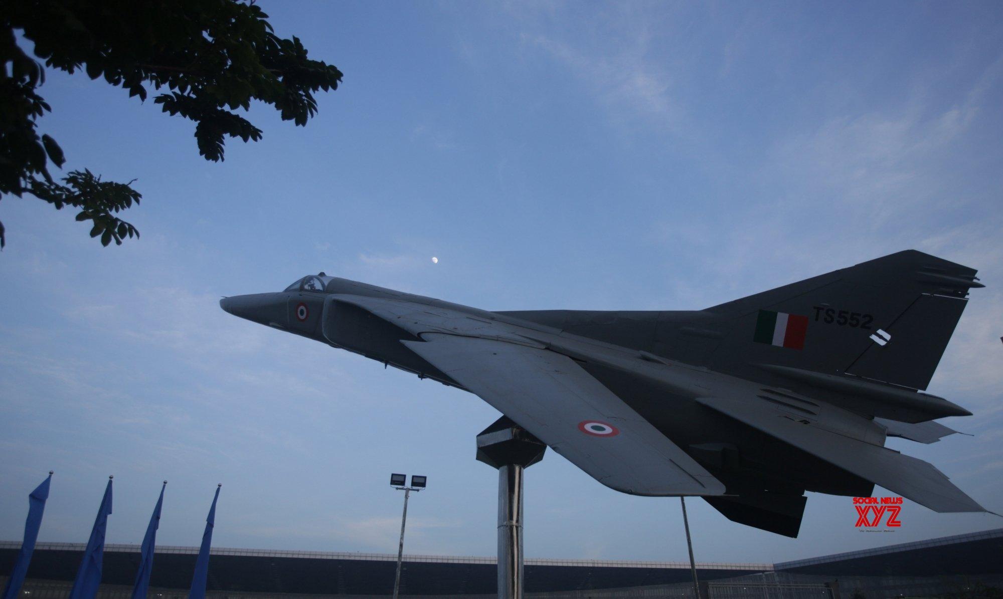 IAF MiG-27 crashes near Pokhran