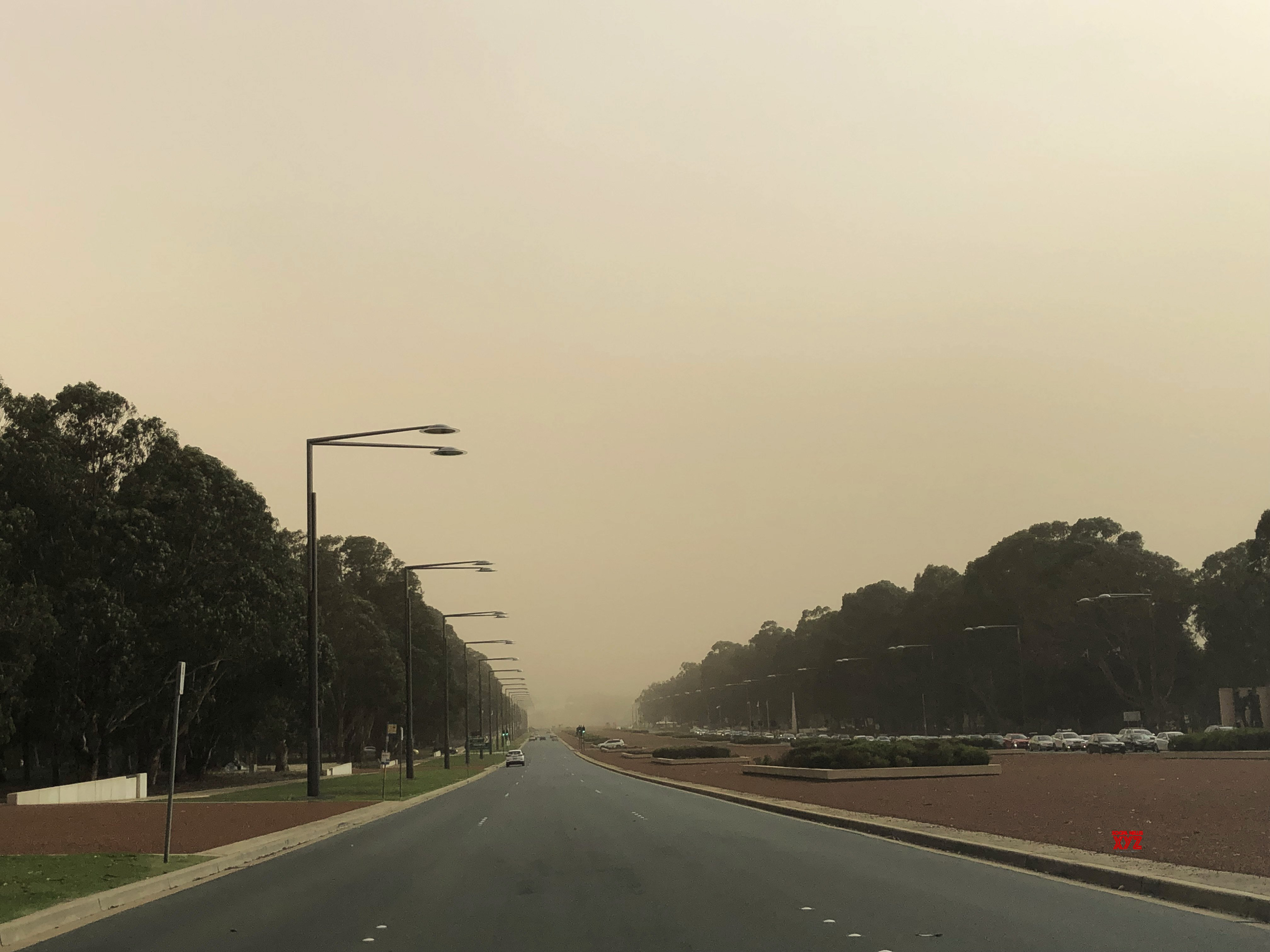 AUSTRALIA - CANBERRA - DUST #Gallery