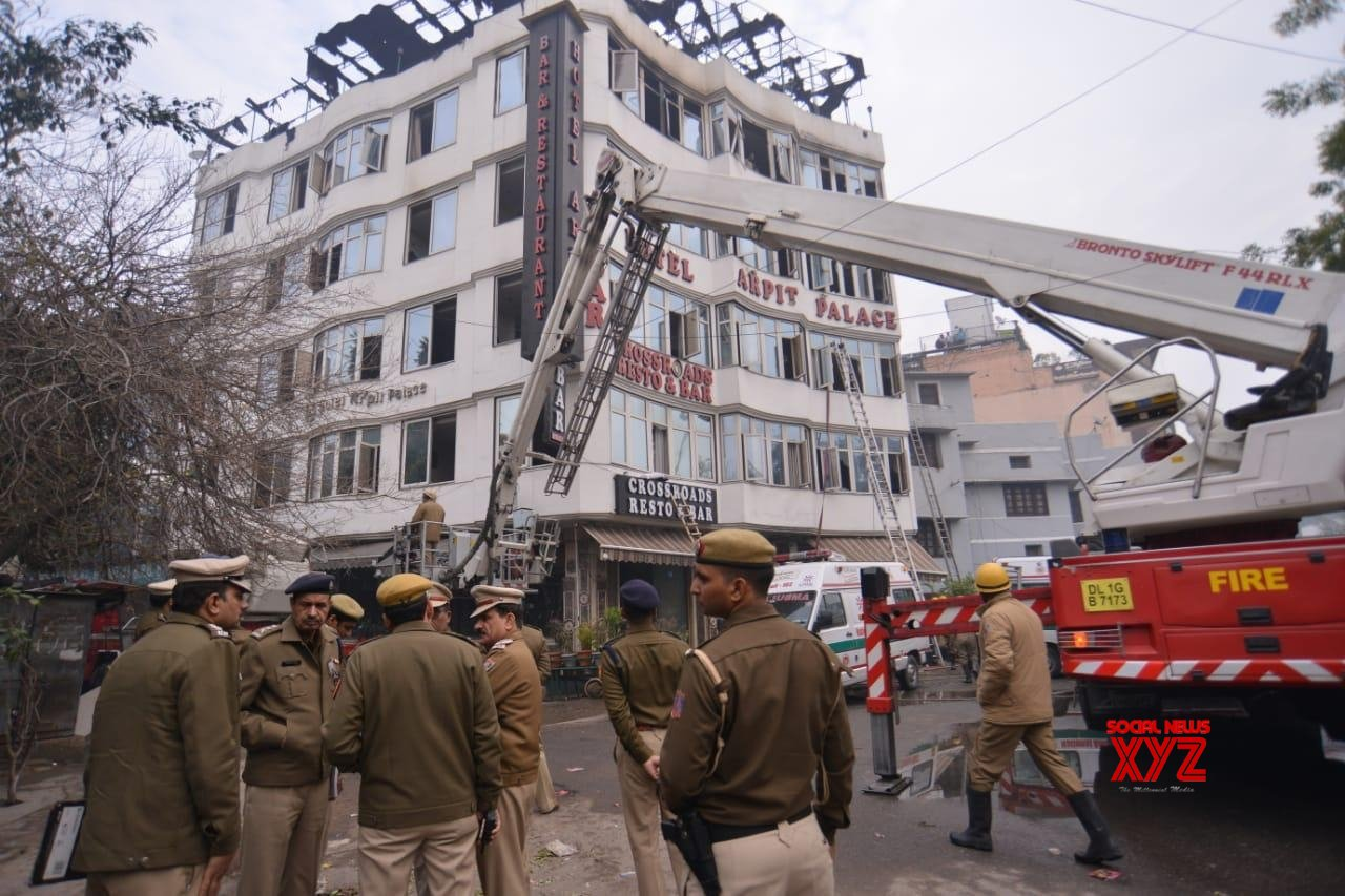 Two sent to two-day police custody for fire tragedy