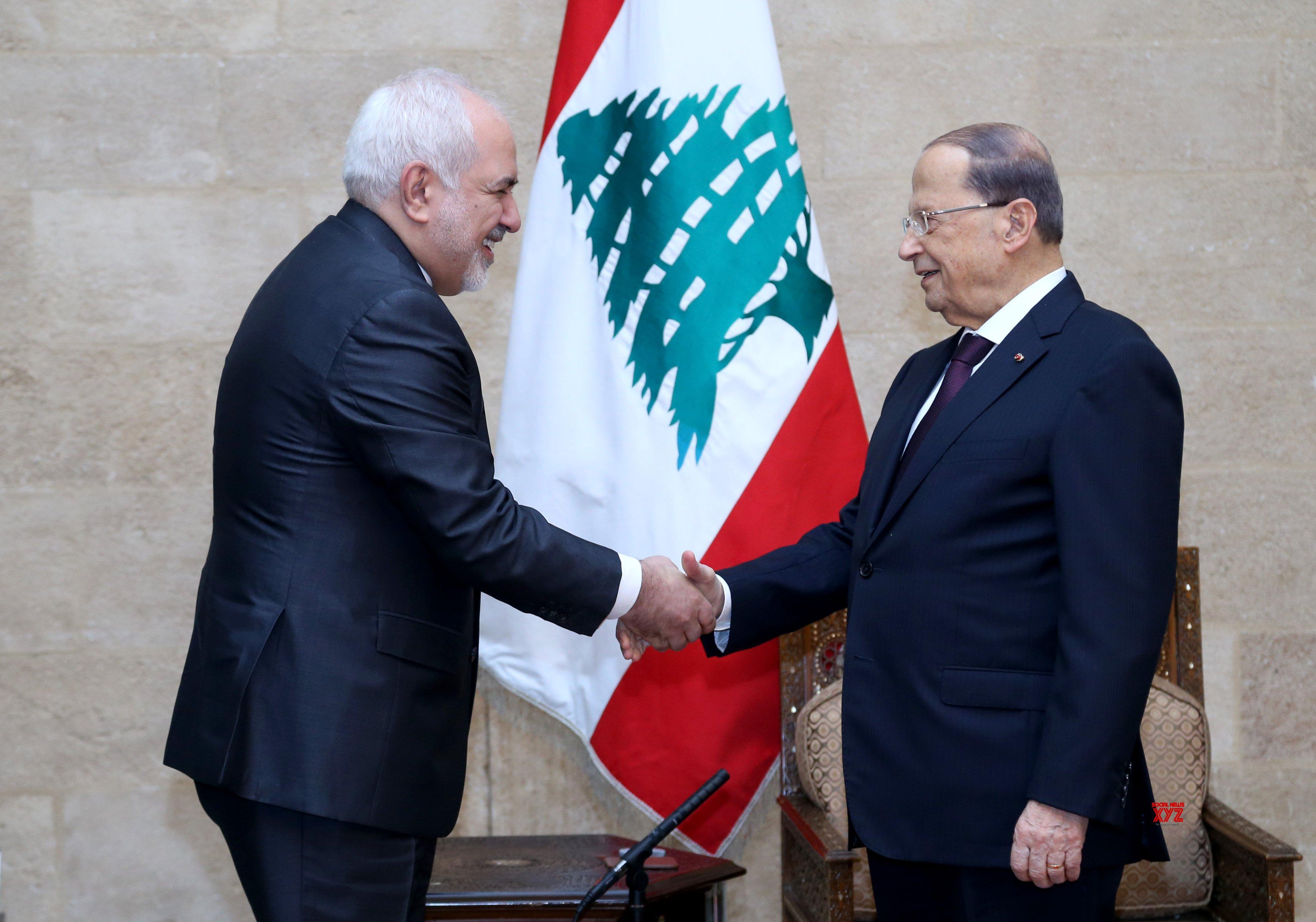 LEBANON - BEIRUT - IRANIAN - FM - VISIT #Gallery