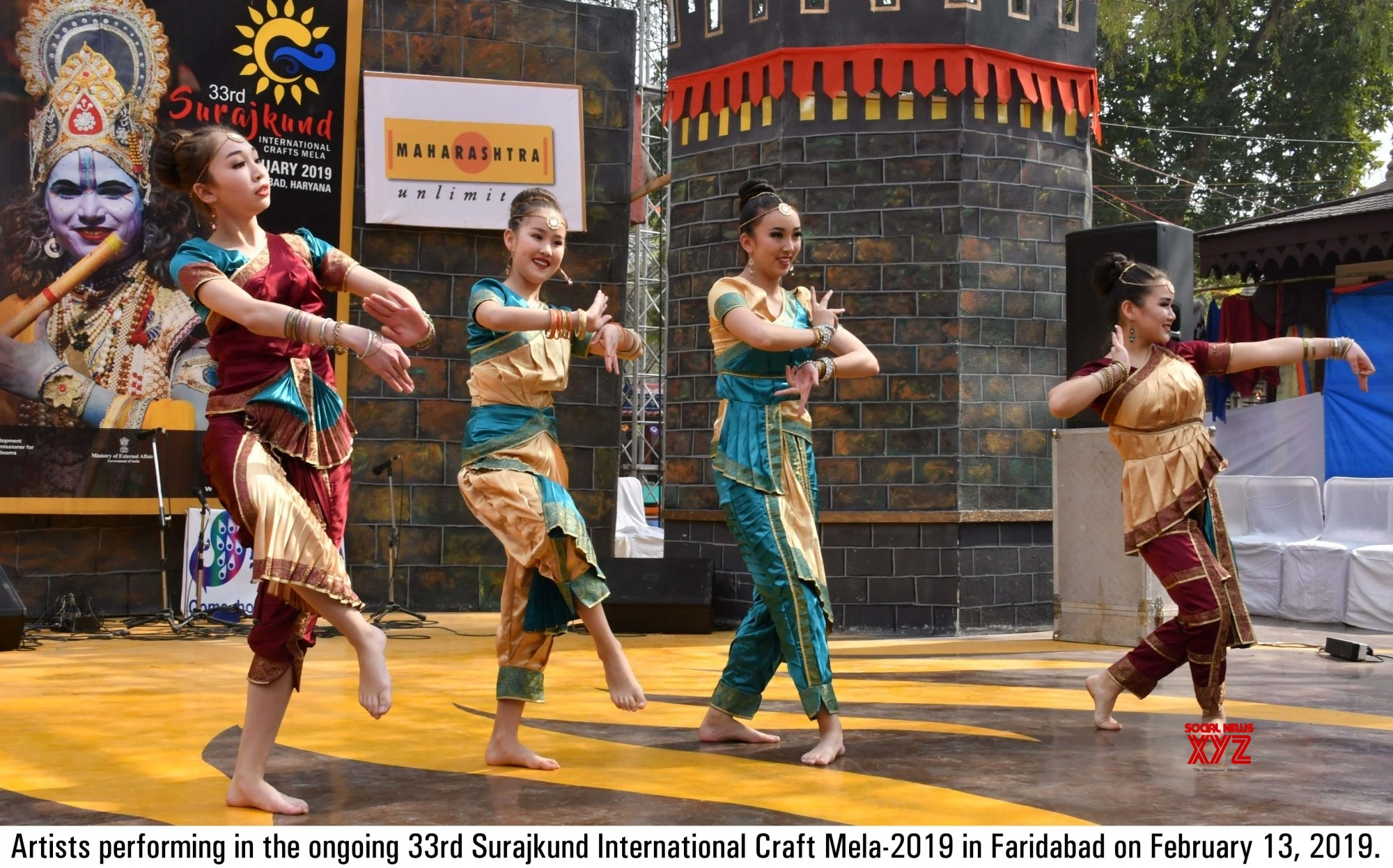 Faridabad: 33rd Surajkund International Craft Mela - 2019 #Gallery