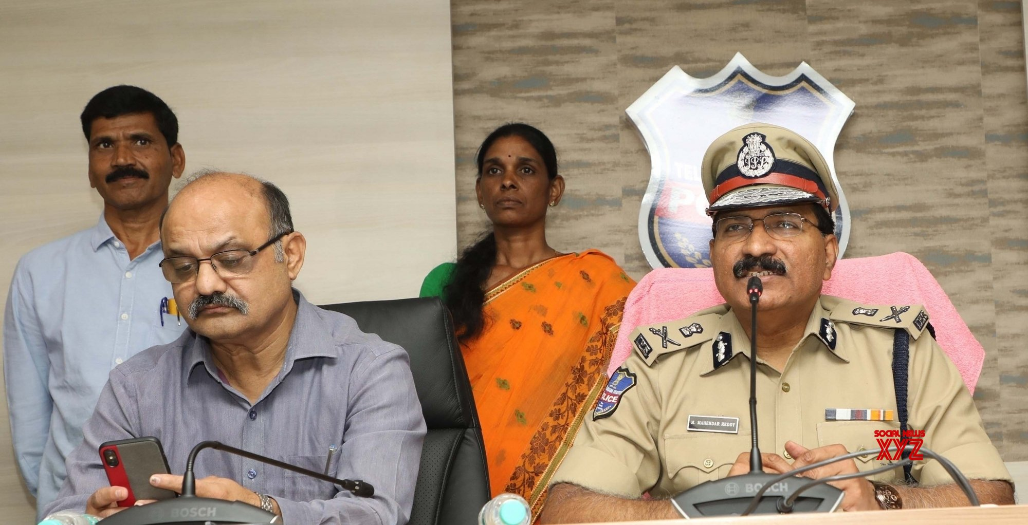 Hyderabad: Maoists surrender before Telangana police (Batch - 2) #Gallery
