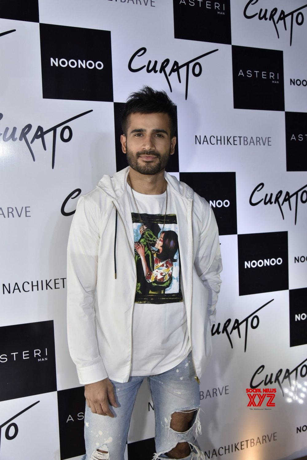 Mumbai: Karan Tacker during a programme #Gallery