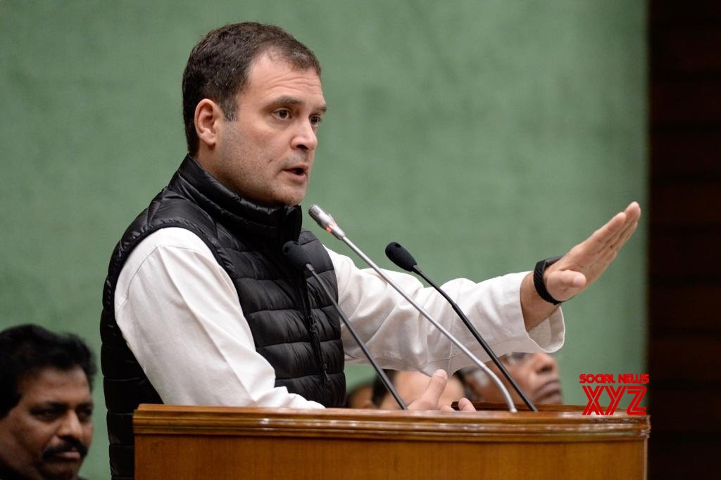 New Delhi: Congress Parliamentary meeting #Gallery