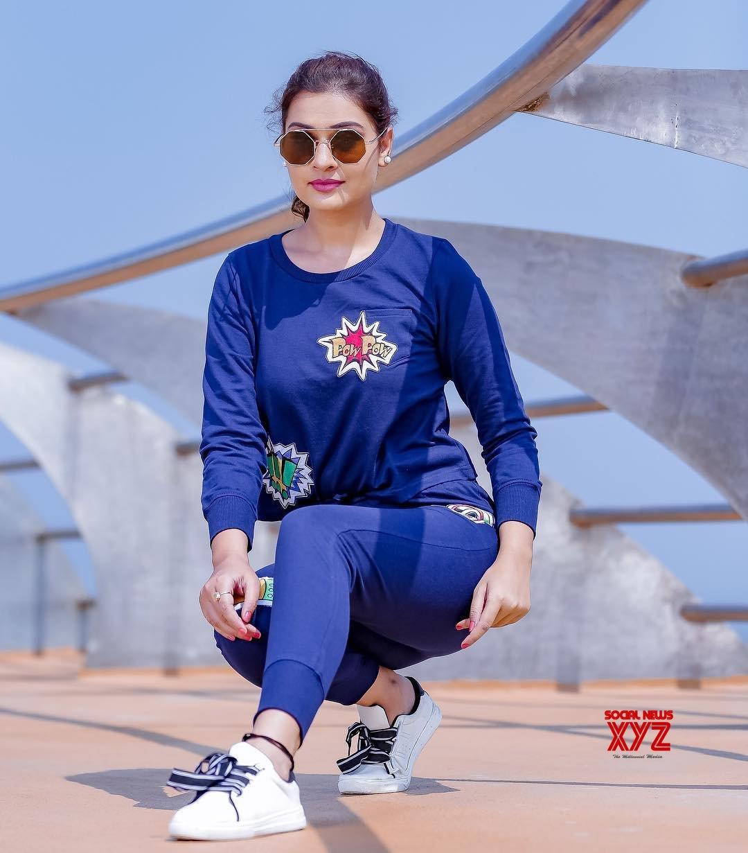 Actress Payal Rajput Stills In Missa More Clothing
