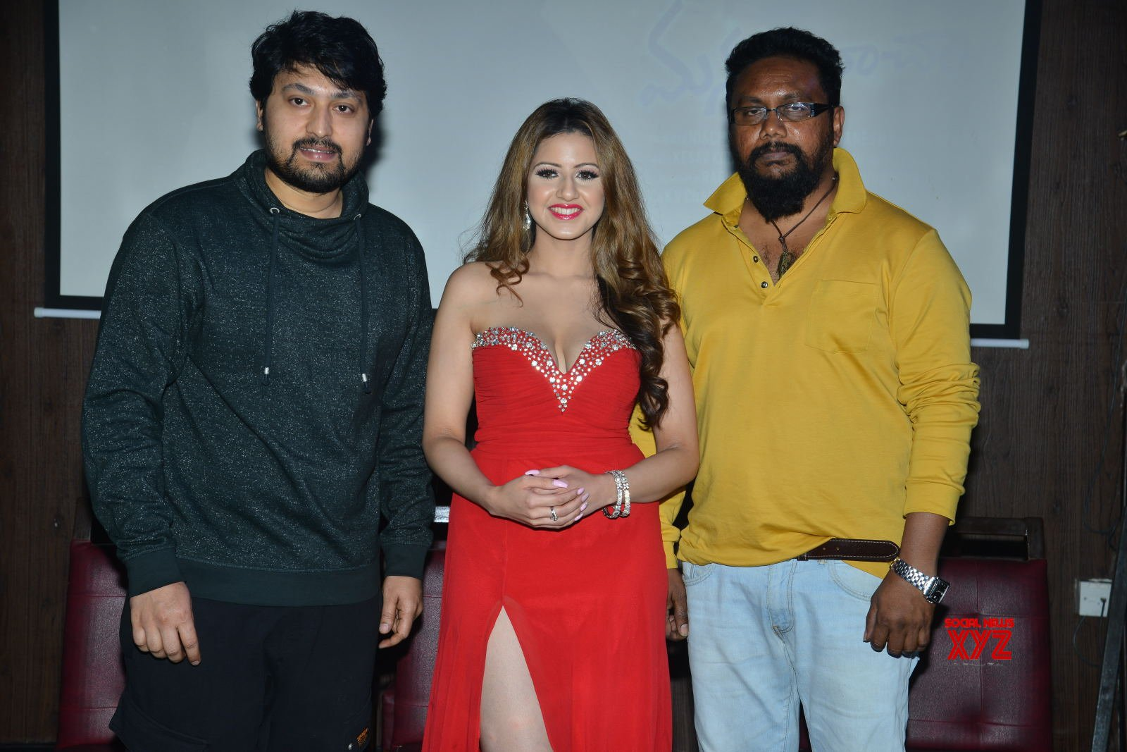 Manasa Vaacha Movie Press Meet Gallery