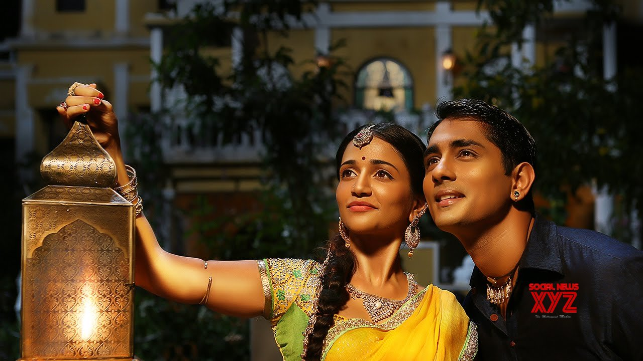 Siddardha Starrer Premaalayam Movie Stills