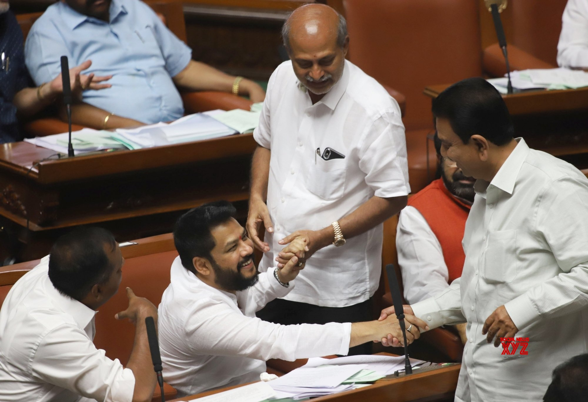 Bengaluru: Karnataka Assembly Budget Session (Batch - 7) #Gallery