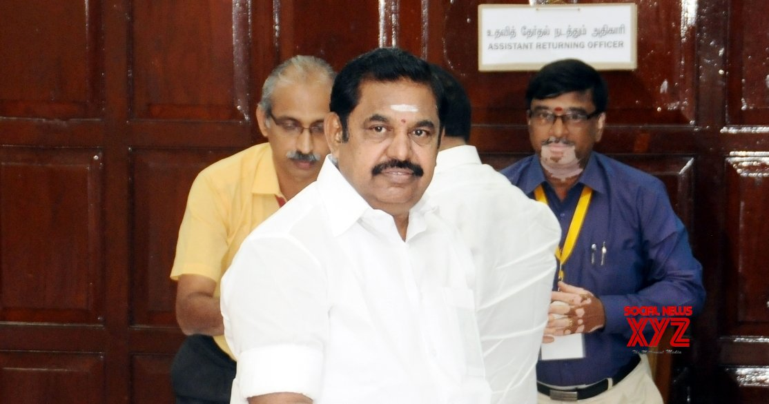 TN CM rejects DMK charge on central fund flow