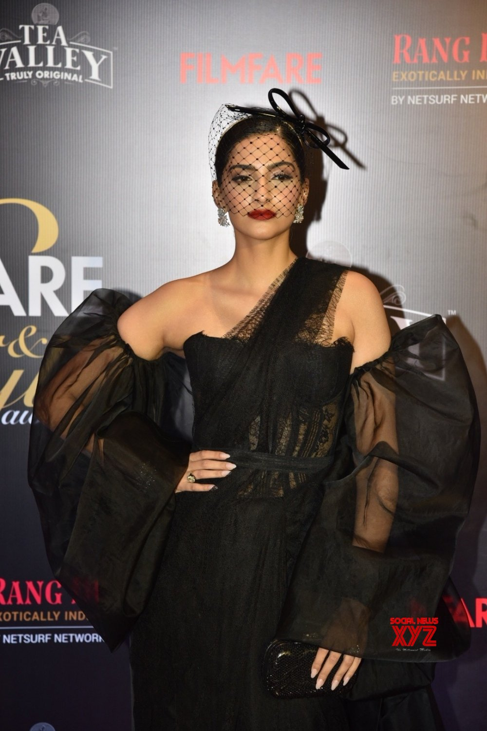 Mumbai: Filmfare Glamour And Style Awards 2019 - Sonam Kapoor #Gallery