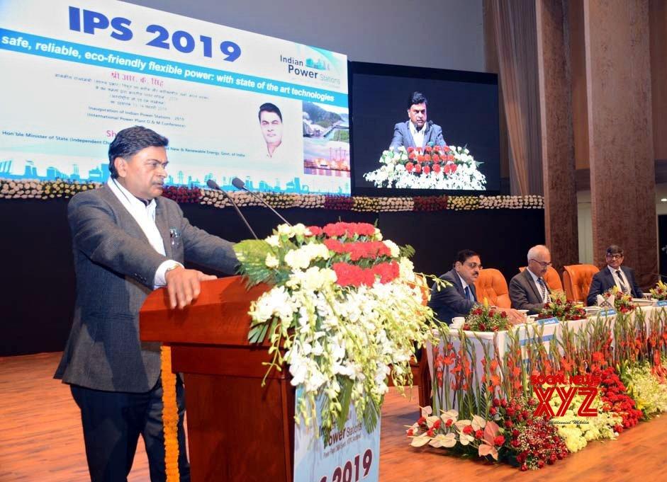 Raipur: Indian Power Stations (IPS) 2019  #Gallery