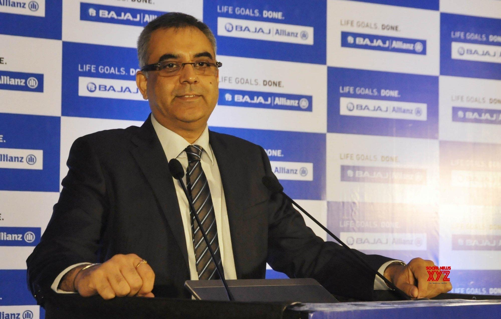 Kolkata: Bajaj Allianz Life Insurance press conference #Gallery
