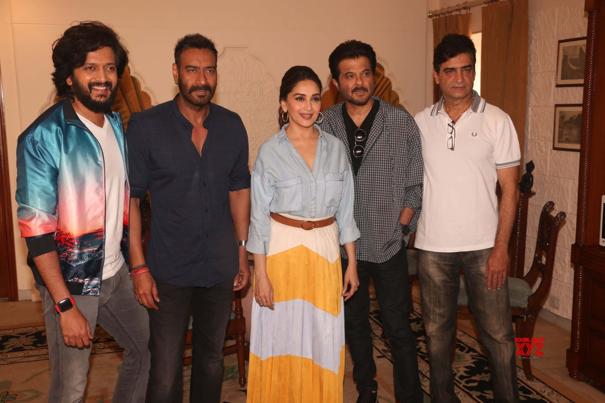 Mumbai: Total Dhamaal's press conference (Batch - 2) #Gallery