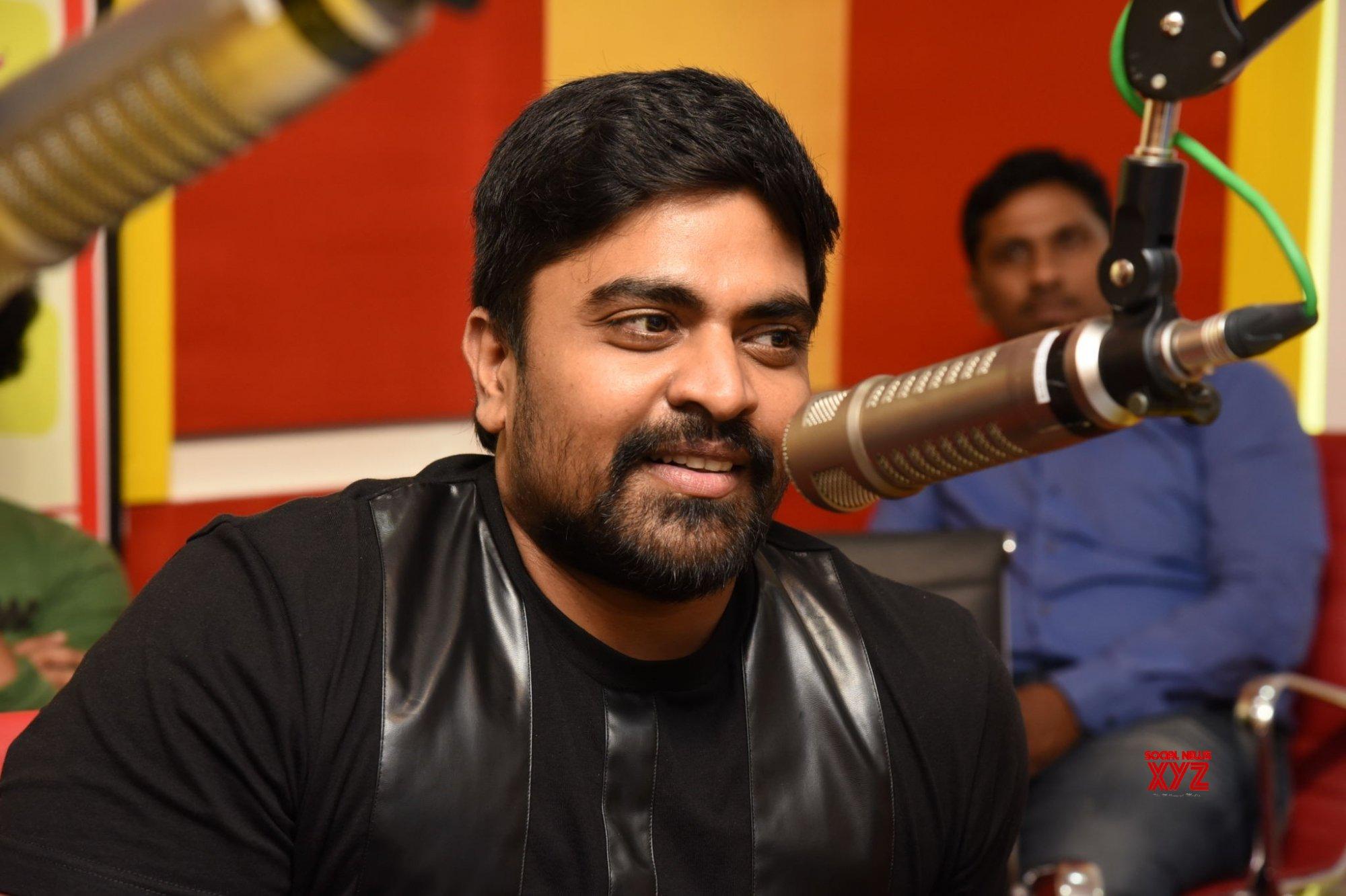 Hyderabad: Pranavam movie song launch at Radio Mirchi #Gallery