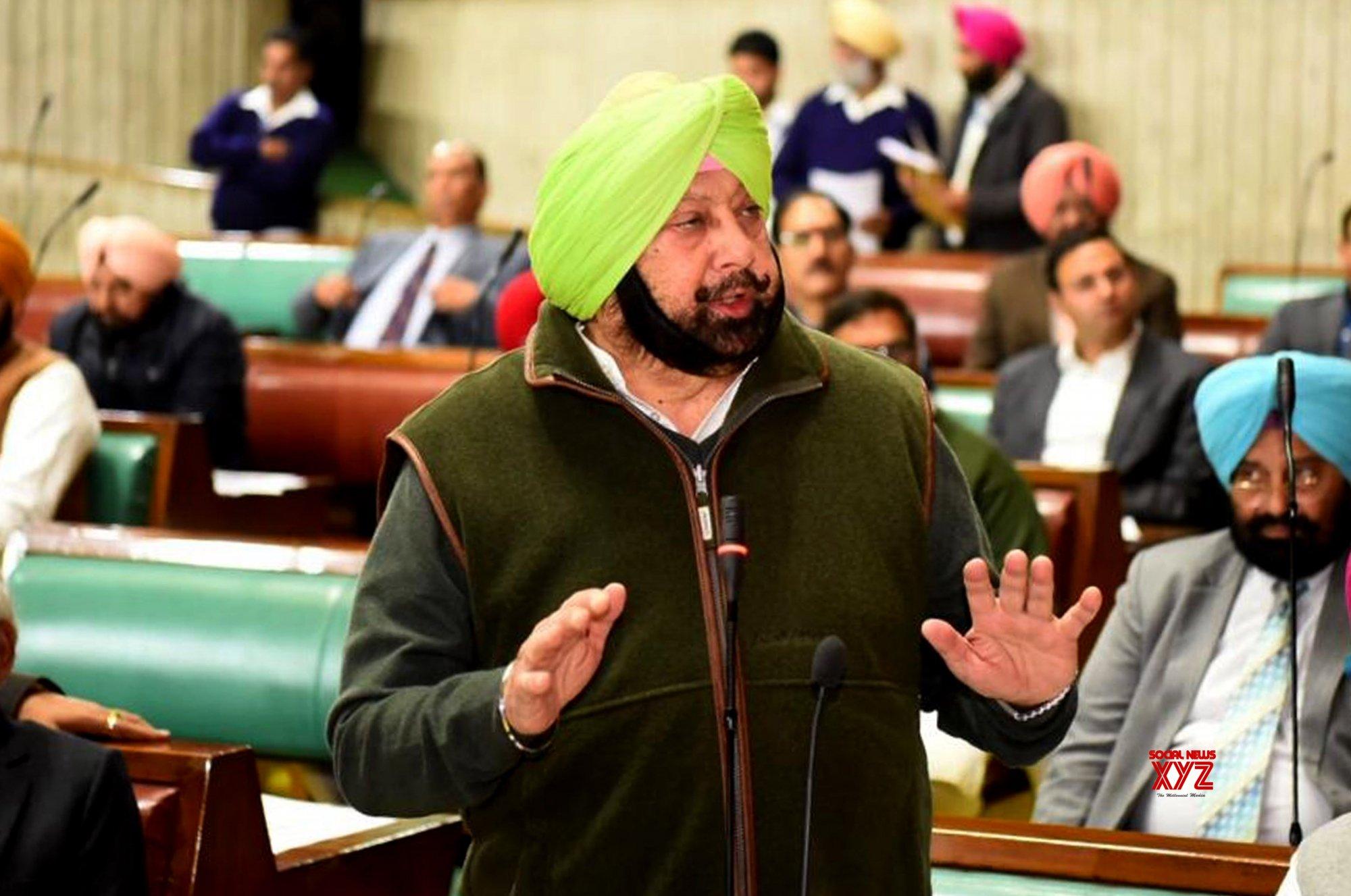 Punjab Assembly passes resolution seeking SGPC polls