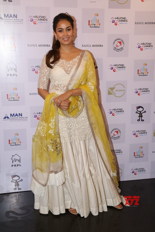 Mumbai: Mira Rajput during Helping Hands programme #Gallery