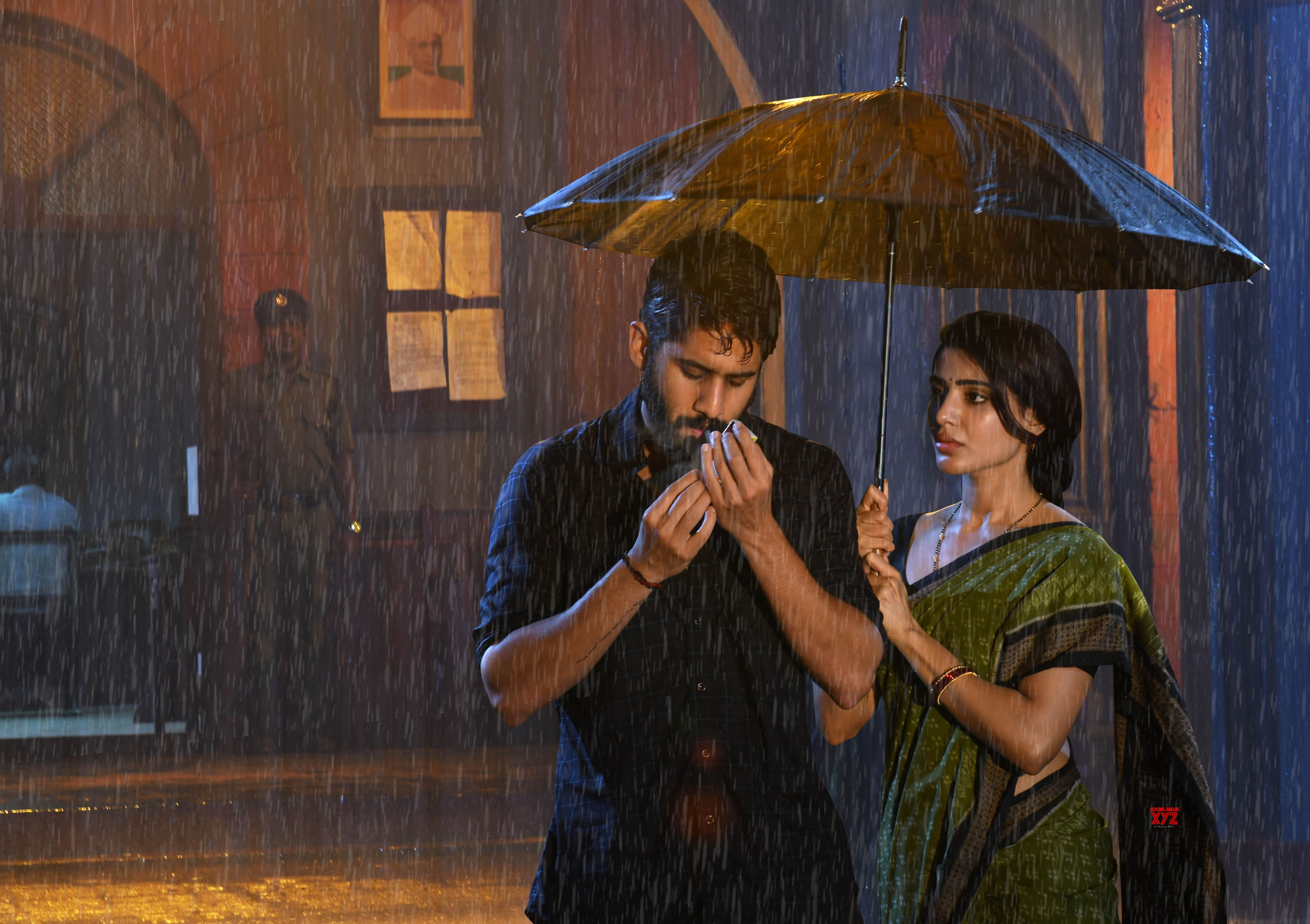 Naga Chaitanya, Samantha And Shiva Nirvana's Majili Teaser HD Stills