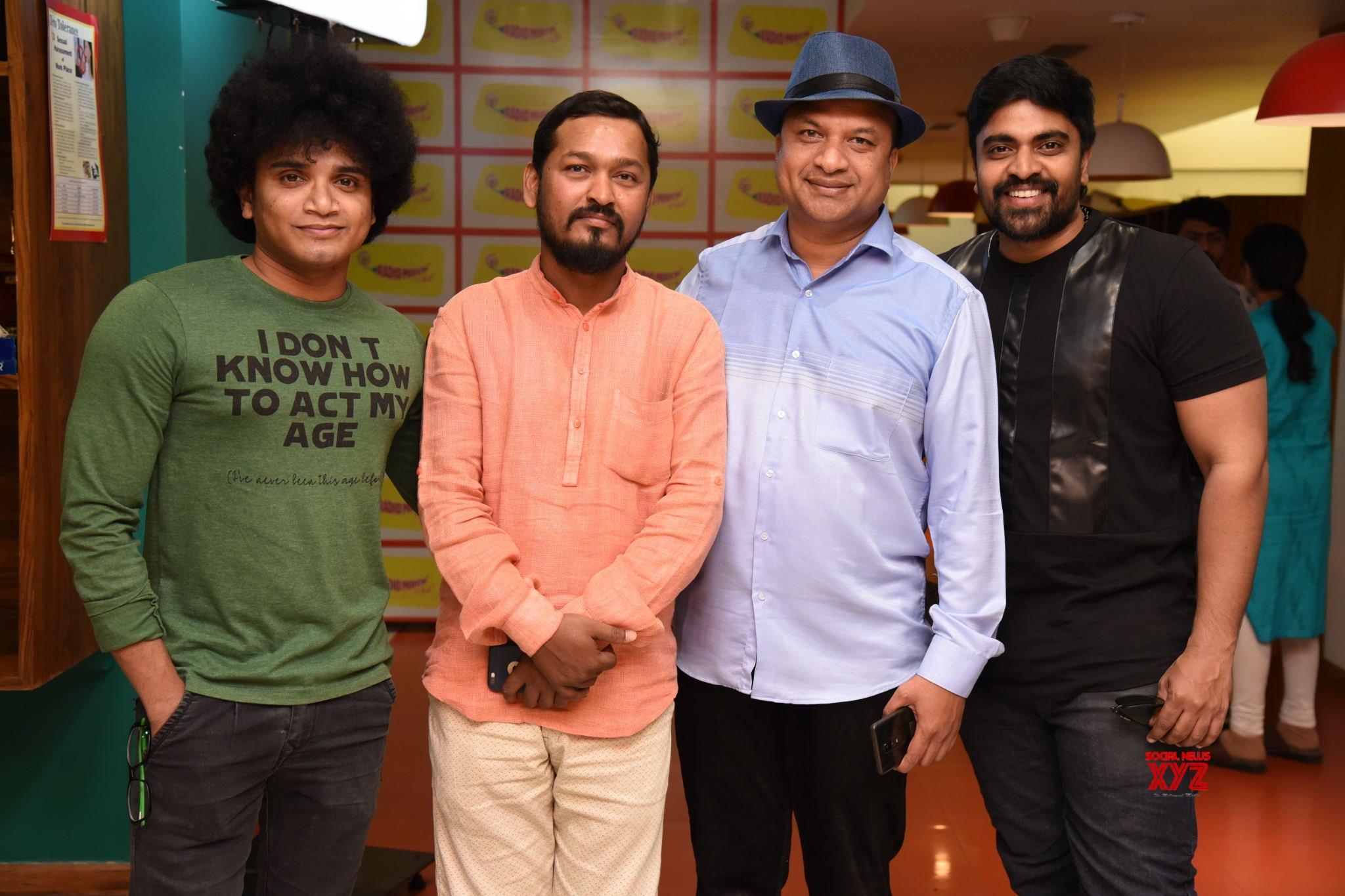 Pranavam Movie Song Launch At Radio Mirchi - Gallery