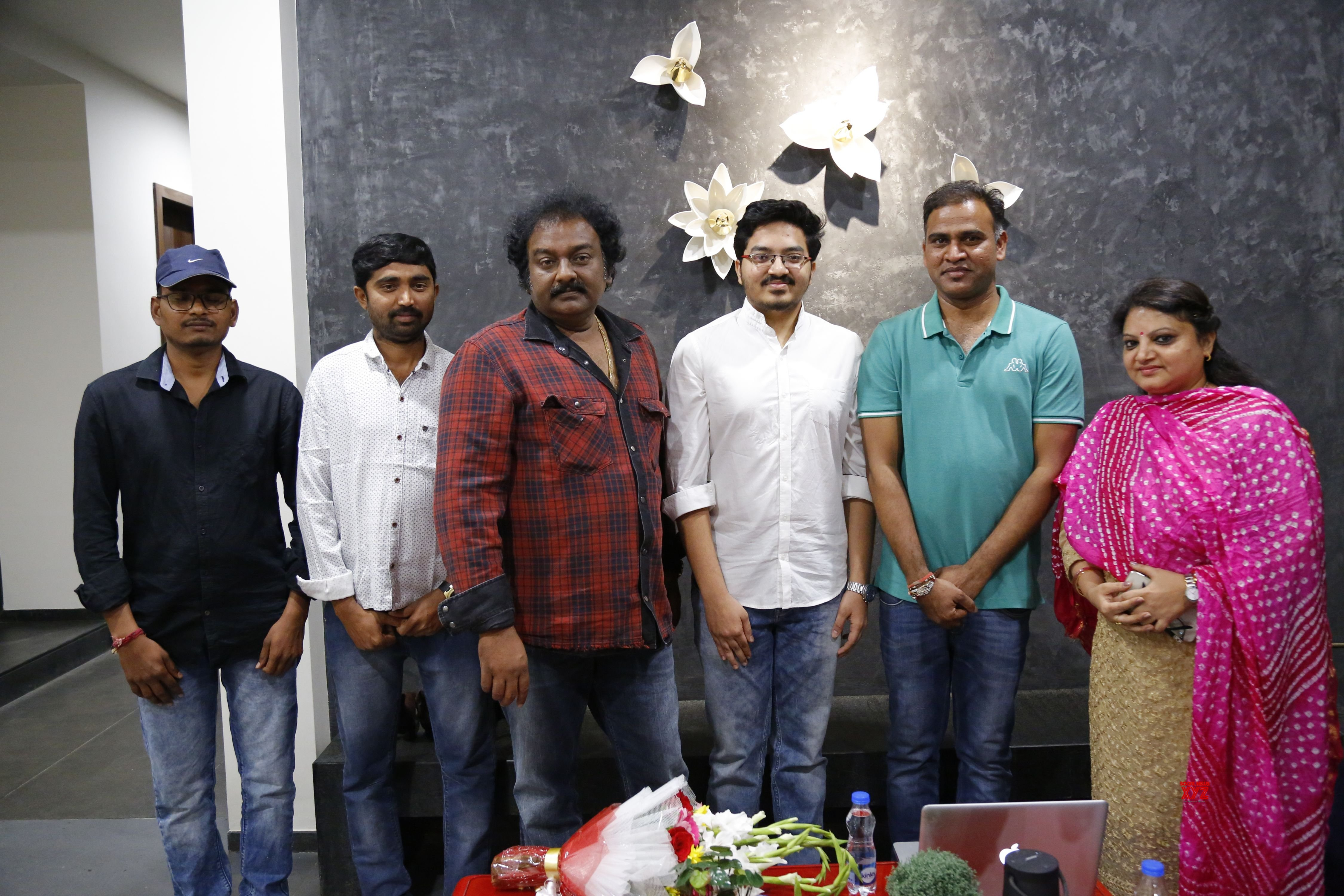 Welcome Zindagi Movie Teaser Launched By VV Vinayak