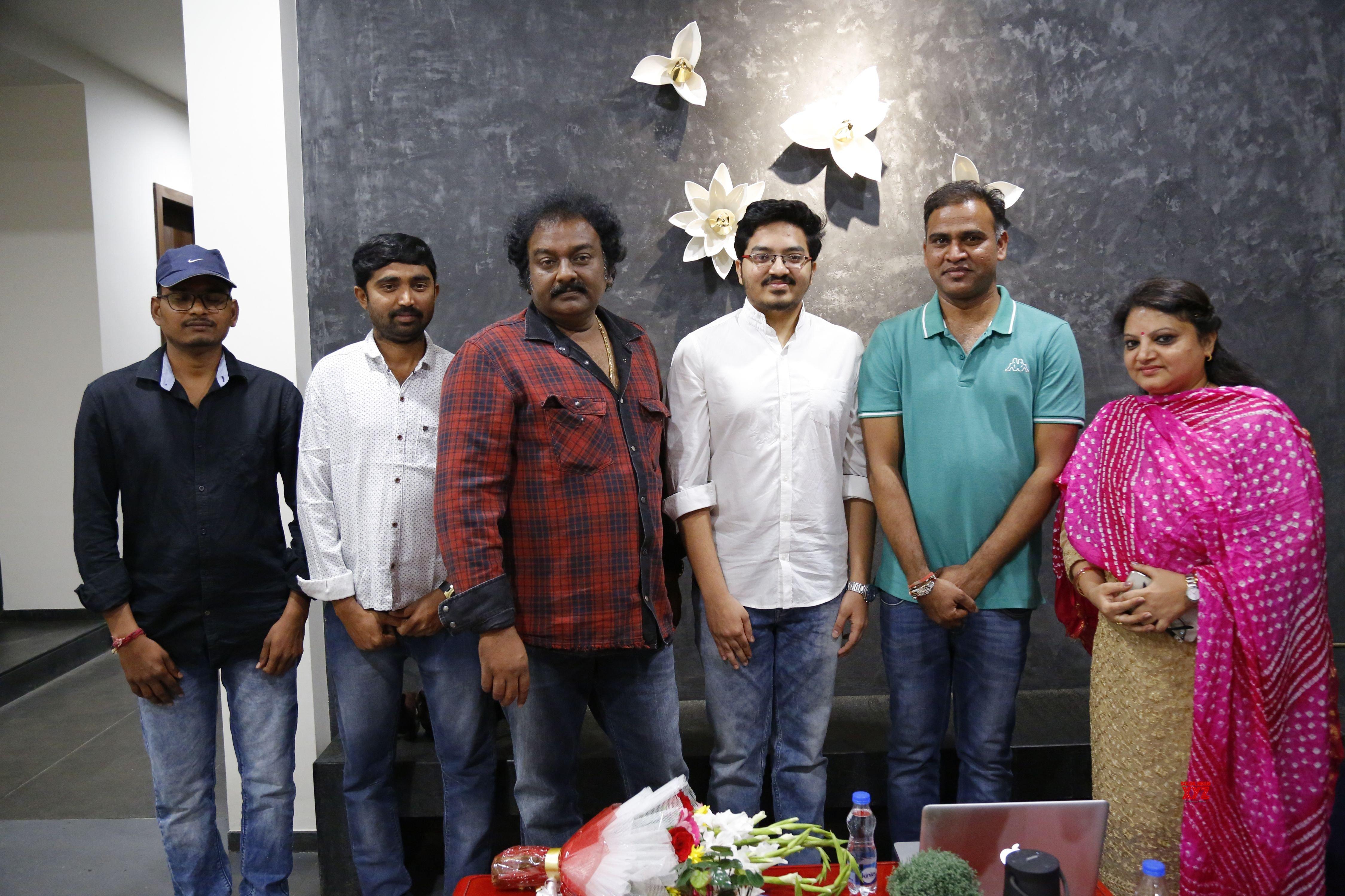 Welcome Zindagi Movie Teaser Launched By VV Vinayak