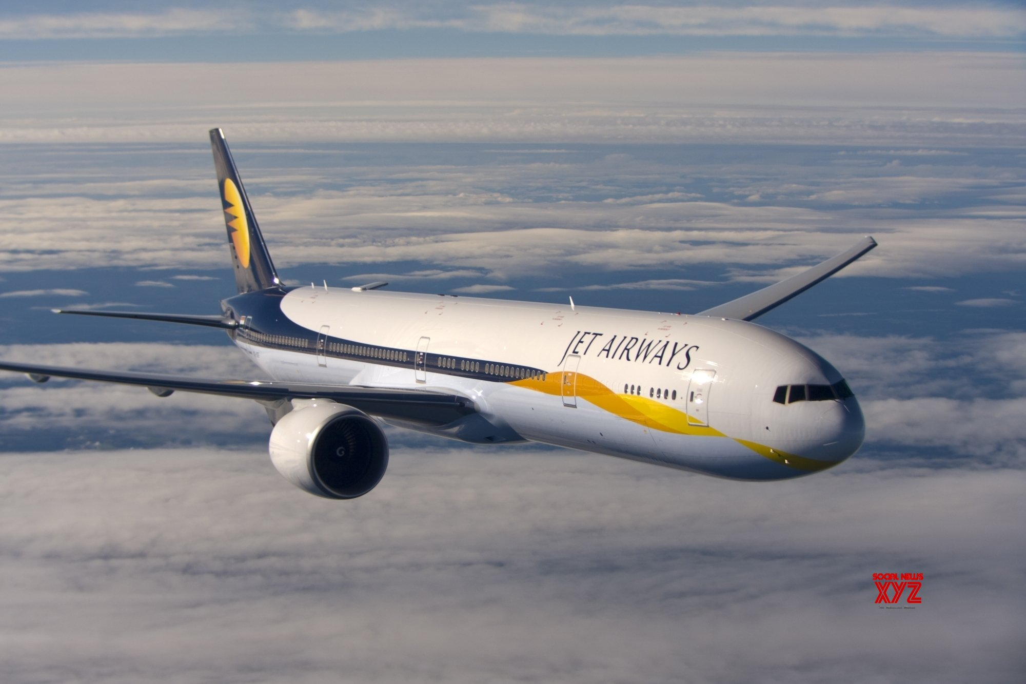 BREAKING NEWS: Jet Airways to suspend operations from tonight
