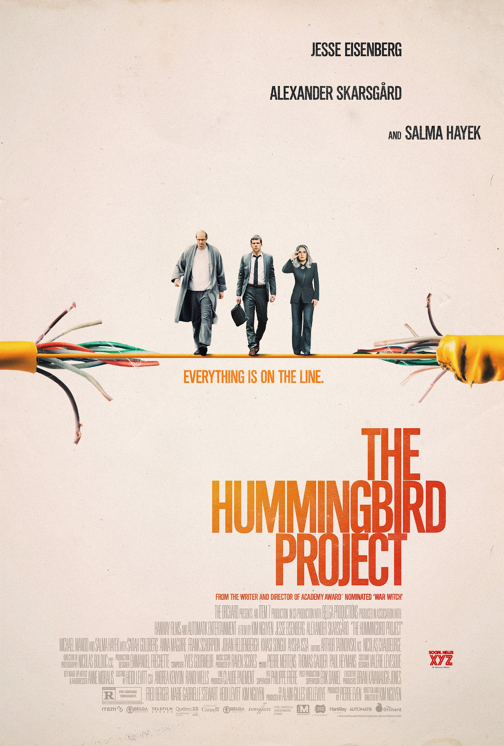 The Humming Bird Project Movie HD Stills And Posters